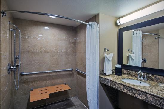 Holiday Inn Hotel & Suites Anaheim - Fullerton: King Wheelchair Access ADA Room