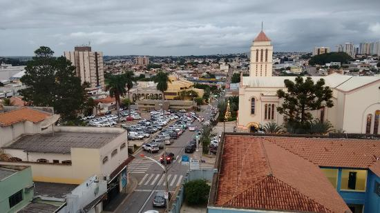 إتاماراتي هوتل: Vista da cidade do quarto 410