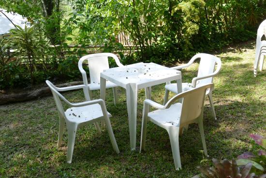 Casa Caminho do Corcovado: Sitzgruppe
