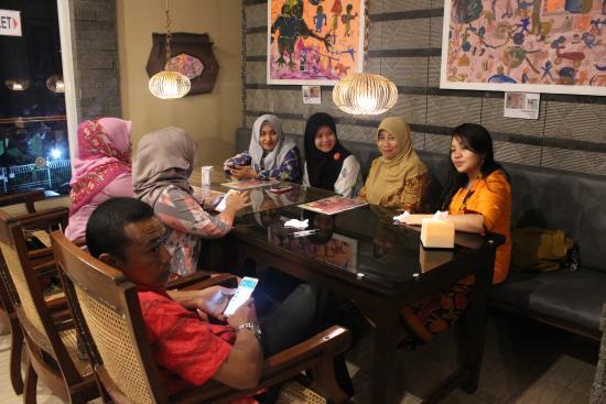 Benoa Cafe and Resto