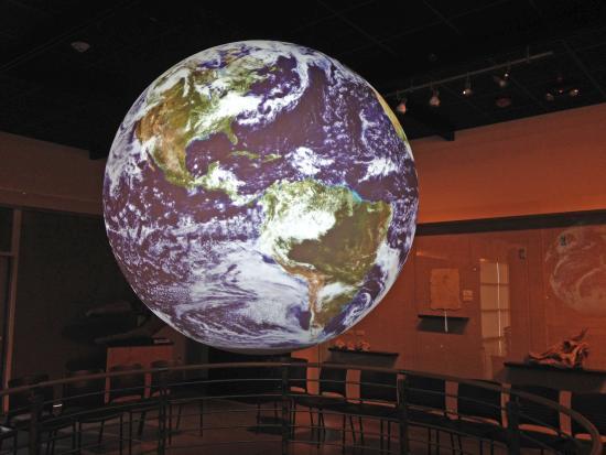 Modesto, كاليفورنيا: Exploring Space