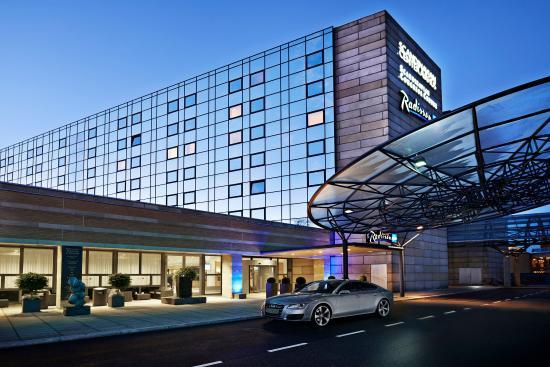 Radisson Blu Scandinavia Hotel, Aarhus