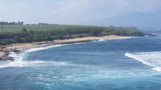 Paia, Hawaï: Nice view