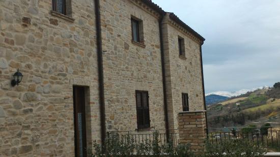 Montalto delle Marche, Ιταλία: Il Casolare ristrutturato...