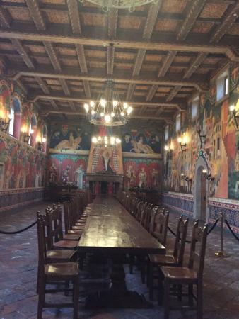 Castello di Amorosa: Great Hall