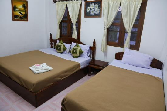 Rattana Guest House: Guestroom