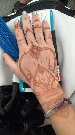 Amazing Work For A Good Price Review Of Henna Art Hoi An Hoi An
