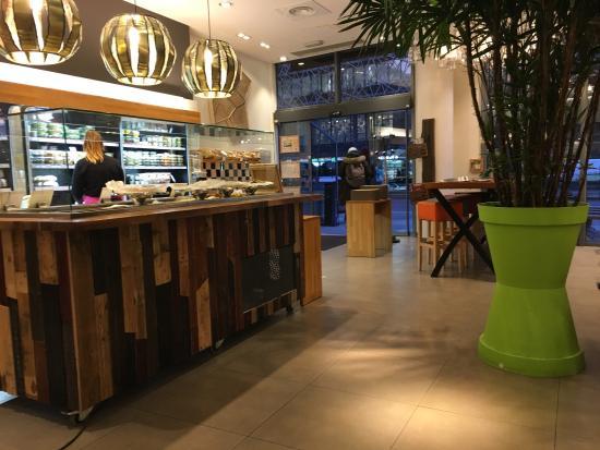 restaurant avenue de france paris 13