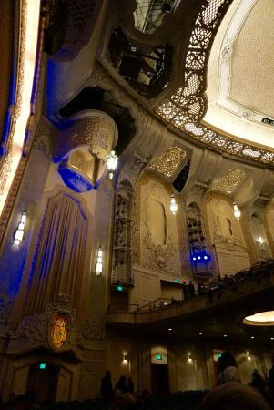 Inside The Theater Lobby Picture Of Arlene Schnitzer Concert Hall - Arnold schnitzer concert hall