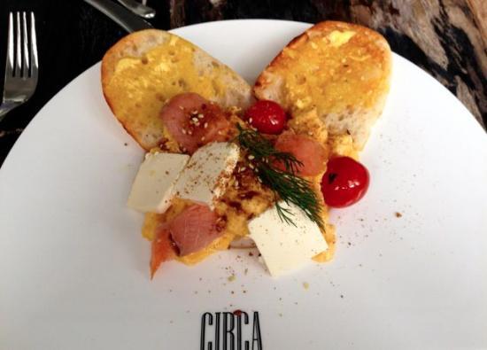 Corowa, Australien: breakfast