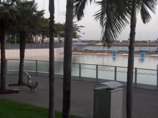 near wave pool picture of vibe hotel darwin waterfront darwin rh tripadvisor com au