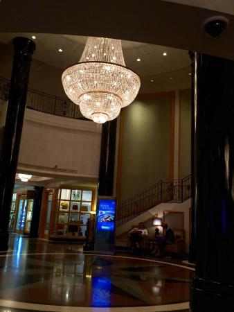 Sheraton Warsaw Hotel: Reception