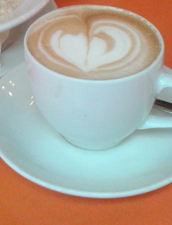 Mon Petit Pain: café joliment décoré