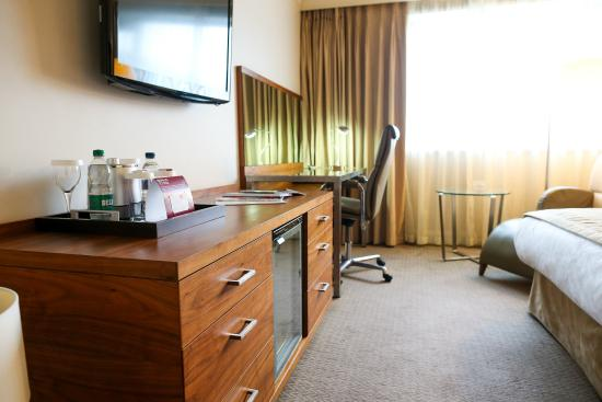 Crowne Plaza Manchester Airport: Club Room
