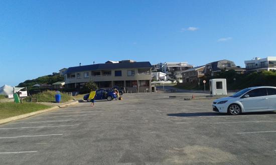 Buffalo Bay: parking