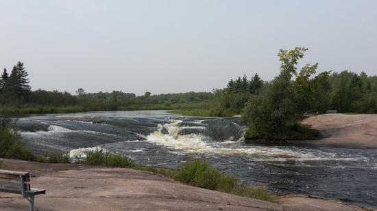 Pinawa, Canada: Tubing