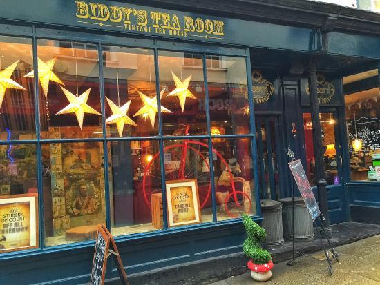 Photo1 Jpg Picture Of Biddy S Tea Room Norwich Tripadvisor