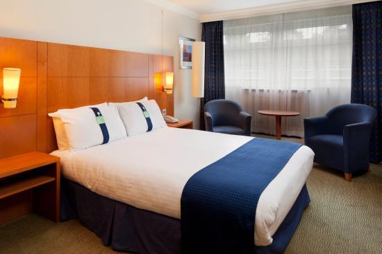 Sandiacre, UK: Double Bed Guest Room