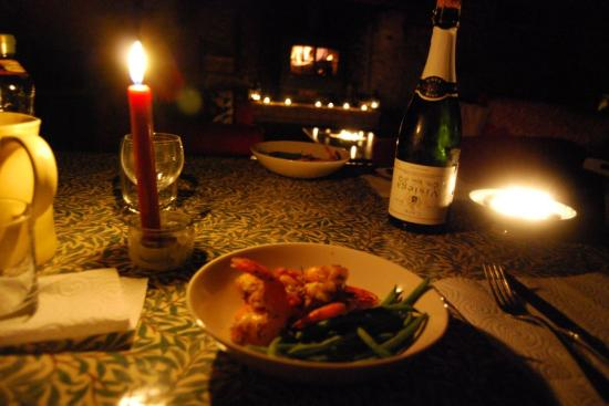 Sancerre, France : Delicious meal at Neuvy