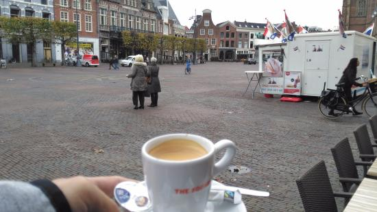 The Square: Coffee
