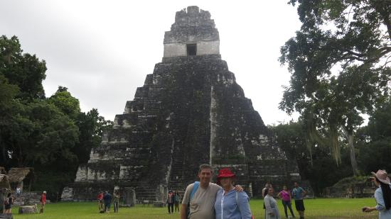 Hotel Casa Amelia: Tikal