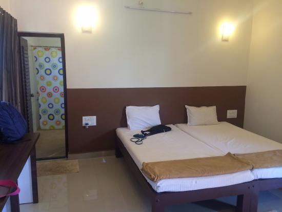 The Heritage Resort: Deluxe Double Room