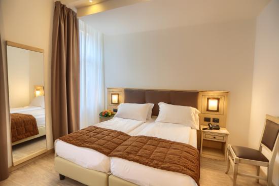 Hotel Europa: Classic room