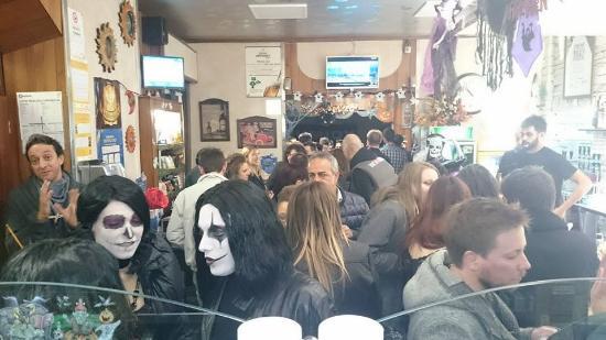 Cantello, Włochy: halloween!!!!