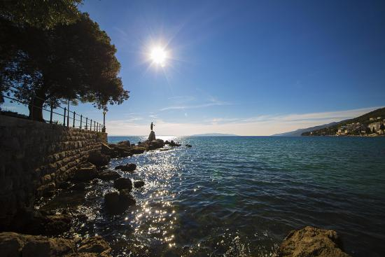 Croatie : Opatija, Croatia