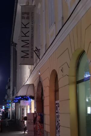 Carinthian Museum of Modern Art / MMKK