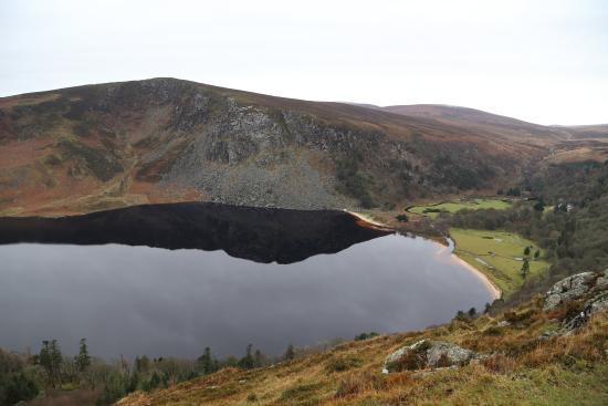 Laragh, Irlande : Горное озеро