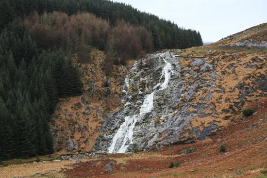 Laragh, Irlande : Водопад