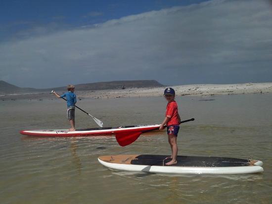 De Noordhoek Lifestyle Hotel: Fun at the local beach