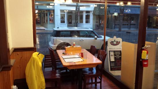 Breakfast At Bakers Kitchen On A Rainy Cool Fall Morning Picture Of Bakers Kitchen New Bern