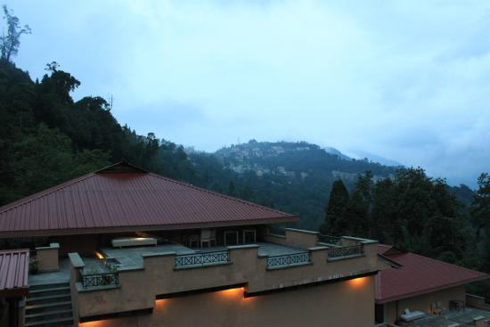 hotel view picture of the chumbi mountain resort spa pelling rh tripadvisor com
