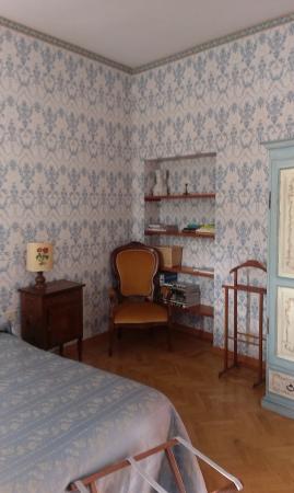 Hotel Dali: Camera letto