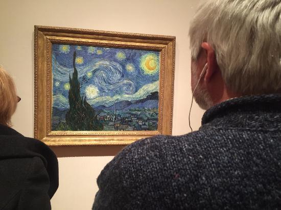 The Museum of Modern Art (MoMA): van gogh