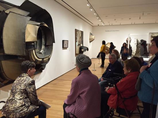 The Museum of Modern Art (MoMA): le conferenze all'interno davanti alle opere