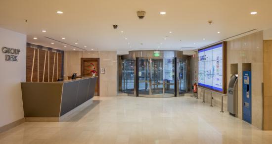 Hilton London Metropole: Groups Desk