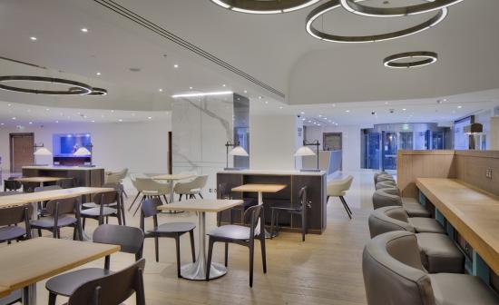 Hilton London Metropole: Tower Lobby