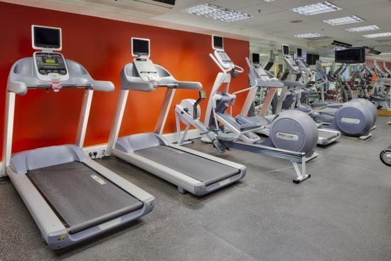 Hilton London Metropole: LivingWell Fitness Centre