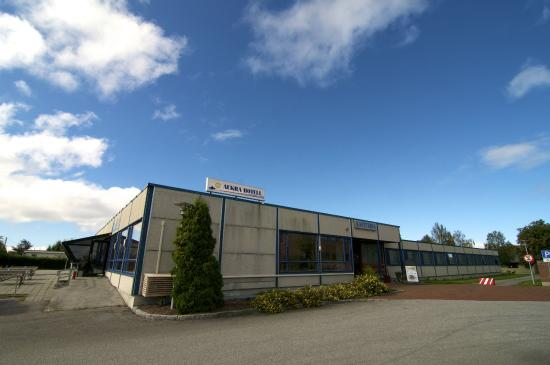 Aukra Municipality, Norway: Fasade