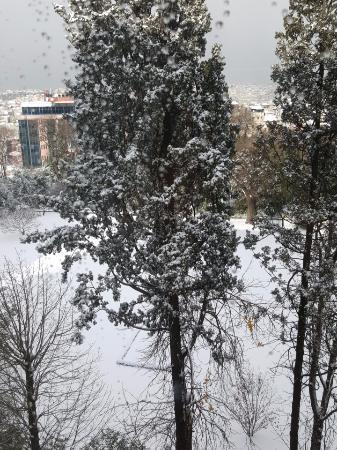 Rixos Pera Istanbul: Garden view room