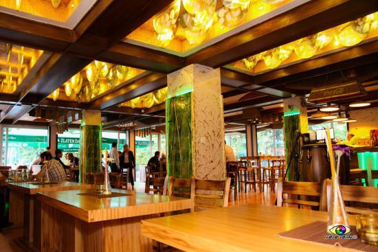 Kocani, Makedonien: Lounge bar