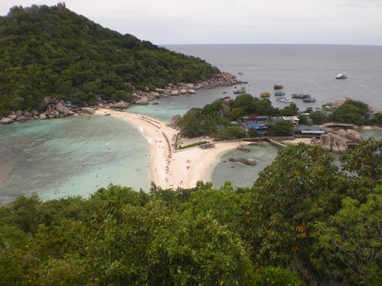 Ko Nang Yuan, Thailand: SPIAGGIA NANG YUAN