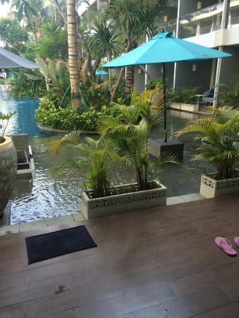 verandah pool picture of ramada encore bali seminyak seminyak rh tripadvisor ie