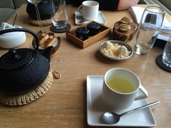 Capelle aan den IJssel, Nederländerna: Het 6 gangen chefs menu. Heerlijk!