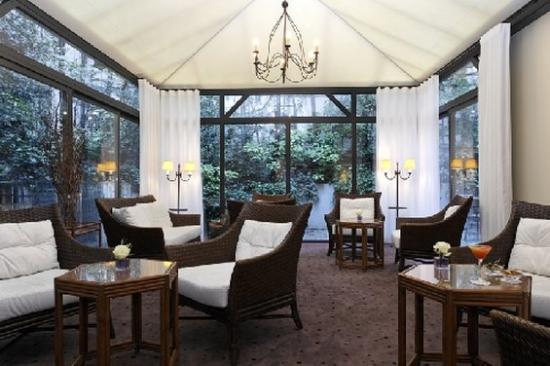 TOP Garden Elysee Hotel Paris_Veranda