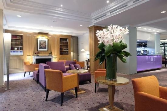 TOP Garden Elysee Hotel Paris_Lobby