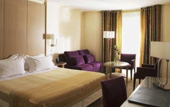 TOP Garden Elysee Hotel Paris_Suite